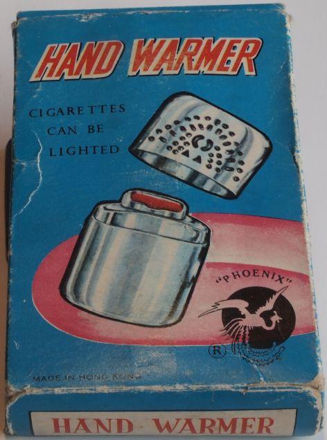 Carbon Felt Hand Warmers